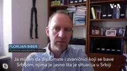 Florijan Biber o podršci Zapada aktuelnoj vlasti u Srbiji