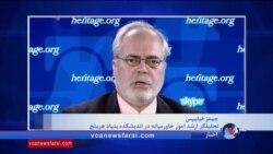 جیمز فلیپس: میخواهند بر دخالت سپاه در اقتصاد ایران سرپوش بگذارند
