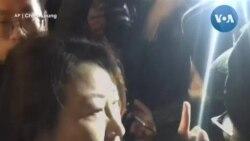 Bộ trưởng Tư pháp Hong Kong bị đám đông tấn công ở London