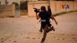 Dünya Gazeteciler İçin Daha da Tehlikeli Oldu