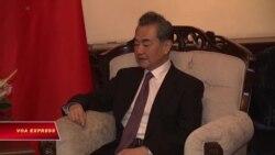 Ngoại trưởng Trung Quốc sắp thăm Triều Tiên