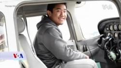 Olakšavanje pandemije: Tinejdžer pilot dostavlja medicinsku opremu, instruktorica plesa uveseljava starije