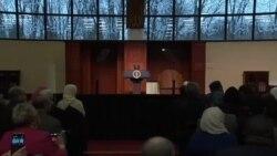Prva posjeta predsjednika Obame džamiji u SAD-u