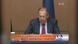 Лавров закликав зупинити АТО і не шукати причин