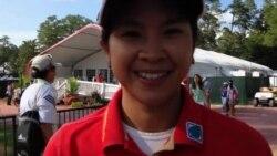 สัมภาษณ์โปรแหวนหลังทำผลงานเยี่ยมใน US Women's Open 2014