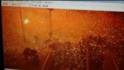 Kızılay'da Patlama Anı