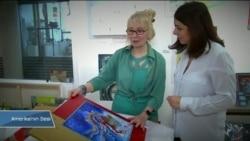 Çağdaş Minyatür Sanatçısı Şermin Ciddi Artık Amerika'da