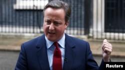 Mantan perdana menteri Inggris David Cameron siap mengundurkan diri dari posisinya di parlemen (foto: dok).