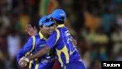 سری لنکا کی جیت