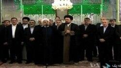 Iran Walking Fine Line on Syria