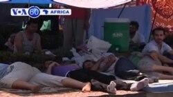 VOA60 Africa 16 Julho 2013