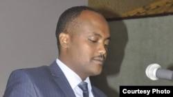 Itti gaafatamaa biiroo dhimmoota kominikeeshinii Oromiyaa obbo Addisuu Araggaa Qixxeessaa