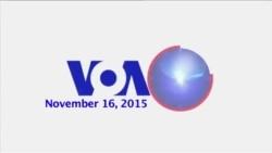 VOA60 World - World mourns Paris victims