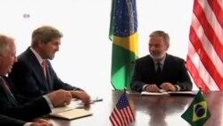 Foro Interamericano analiza viaje de Kerry a Suramérica