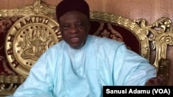 Barkindo Aliyu Mustapha Lamidon Adamawa