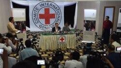 ကင္းမရြာအတြက္ ICRC အကူအညီေပးဖို႔ ျပင္ဆင္ေန