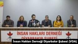 Arşîv: Komela Mafê Mirovan li Amedê