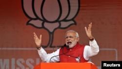 Kết quả bầu cử cho thấy cử tri ủng hộ đường lối của Thủ tướng Modi.