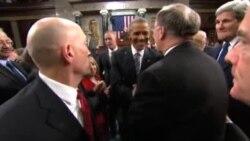 SAD: Noć oprečnih ocjena govora i ostvarenja predsjednika Obame