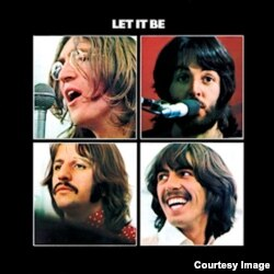 "An image of ""Let It Be,"" the Beatles 12th and final studio album. (courtesy creative commons)"
