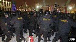 Минск. Беларусь. 19 декабря 2010 года
