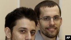 Επέστρεψαν στις ΗΠΑ οι δύο αμερικανοί που κρατούνταν στο Ιράν