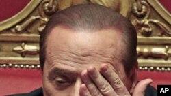 意大利总理贝鲁斯科尼资料照