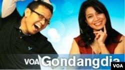 Upik Yuliastuti dan RM Upik Jaya di AS - VOA Gondangdia