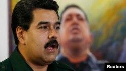 El presidente Nicolás Maduro dijo que las telenovelas son culpables, en parte, de las altas cifras de homicidios en el país.