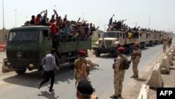Багдад. 13 июня 2014г.