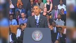 سخنرانی باراک اوباما در کنیا