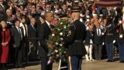 Obama reitera compromiso con excombatientes