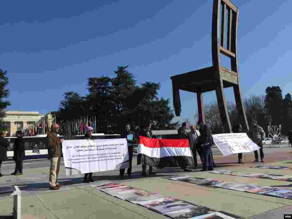 تجمع فعالان مدنی عرب در محکومیت کشتار شهروندان یمنی از زاویهای دیگر