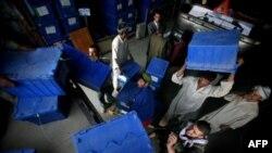 Ủy ban bầu cử độc lập Afghanistan đã thanh tra cuộc bầu cử Tổng thống hồi năm ngoái