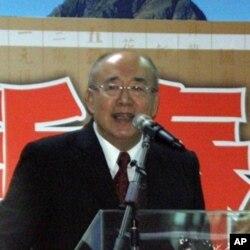 国民党荣誉主席吴伯雄