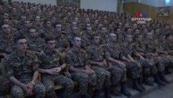«Զինվորական գործն ամենաինտելեկտուալներից մեկն է»․ Նիկոլ Փաշինյան