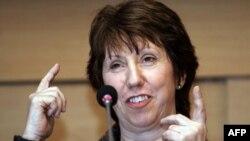 Верховный представитель ЕС по международным делам Кэтрин Эштон