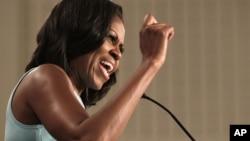 Durante en su visita a Londres, la primera dama de EE.UU., Michelle Obama, planea varias actividades.