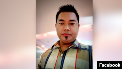 Phut Thona was arrested on Wednesday for allegedly posting fake news related to Covid-19 on social media Facebook.