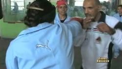 Бокс дає афганським дівчатам свободу