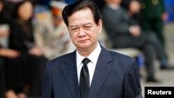 越南總理阮晉勇。