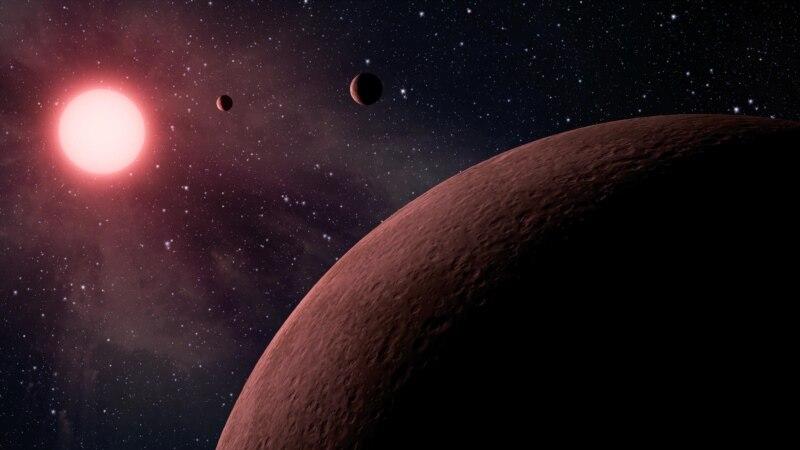 کرہِ ارض کے رقبے جتنی نئی دنیا دریافت، جہاں سال 10 دِن کے برابر