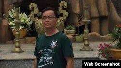 Ông Nguyễn Quang Khải. Photo Facebook Khai Nguyen