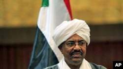 Sudanese President Omar al-Bashir, Khartoum, 20 Dec 2010