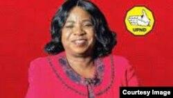 Osekhethwe ukuba ngumsekeli kamongameli weleZambia omutsha, uNkosikazi Mutale Nalumango