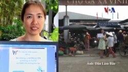 Blogger Mẹ Nấm và 6 người khác bị công an xã Vĩnh Thạnh tạm giữ