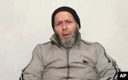 Hình ảnh từ video của nhân viên cứu trợ 72 tuổi người Mỹ Warren Weinstein được một người ẩn danh công bố cho phóng viên ở Pakistan 26/12/2013.