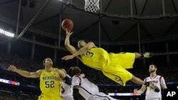 YE NCAA Final Four Michigan Louisville Basketball