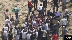 Përleshje mes ushtarëve izraelitë dhe protestuesve sirianë në Lartësitë Golan