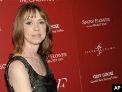 美国作家邝丽莎2011年在纽约